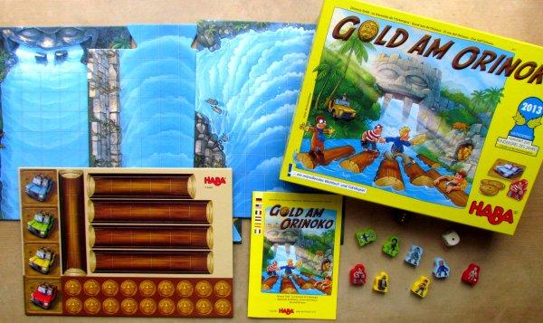 Gold am Orinoko - balení