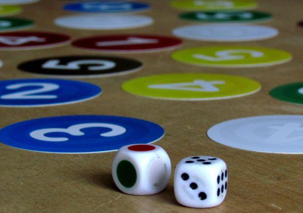 Grabolo - připravená hra