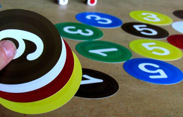 Grabolo - rozehraná hra