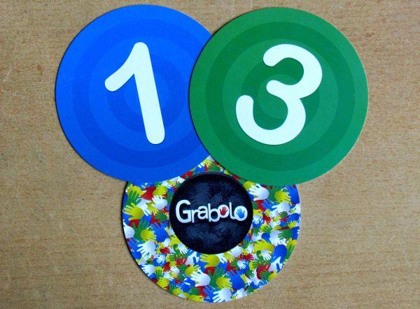 Grabolo - karty