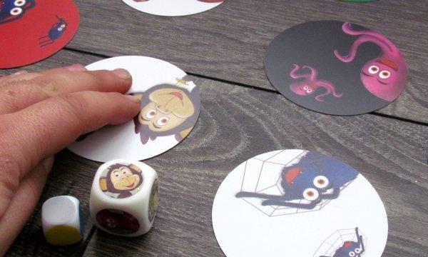 Grabolo Junior - rozehraná hra