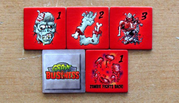 Grave Business - tokens