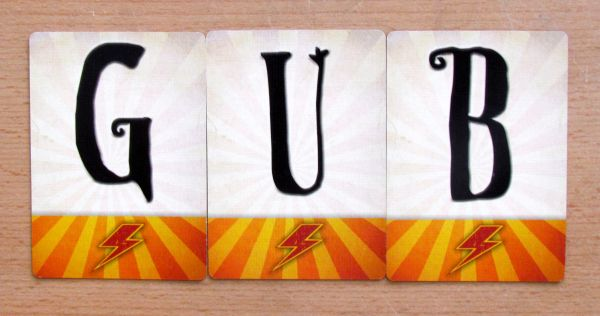 Photo: Gubs - cards