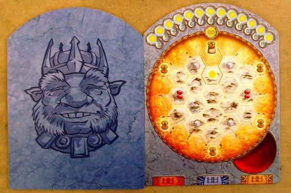 Helios - hráčské desky