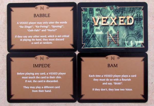 Hex Hex XL - cards