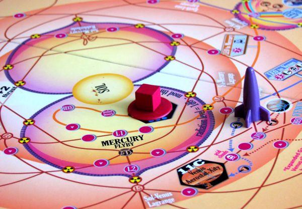 High Frontier - rozehraná hra