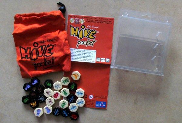 Hive Pocket - balení