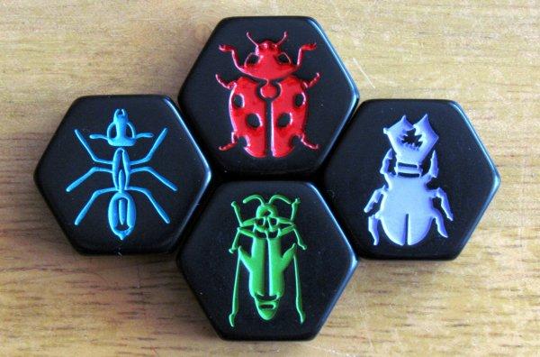 Hive Pocket - kameny