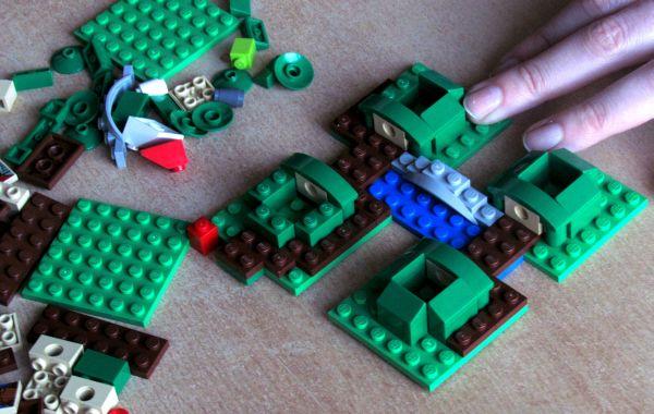 Hobit: Neočekávaná cesta - sestavování hry