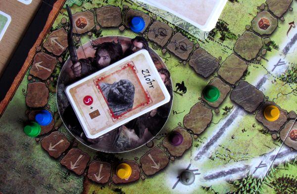 Hobit: Neočekávaná cesta Hra k filmu - rozehraná hra