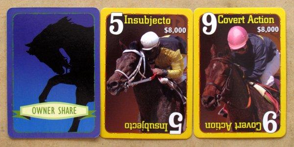 HomeStretch - cards