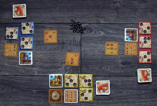 Hook - rozehraná hra