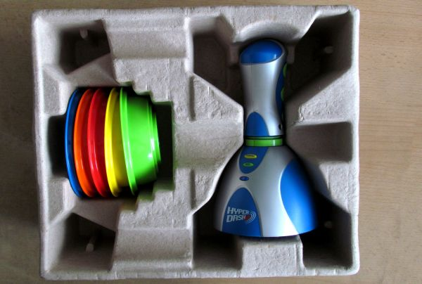 Hyperdash - krabice