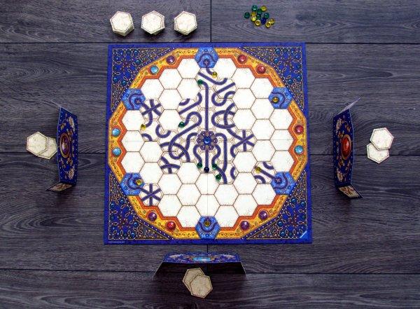 Indigo - rozehraná hra