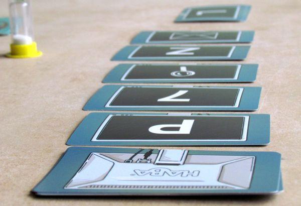 In geheimer Mission - rozehraná hra