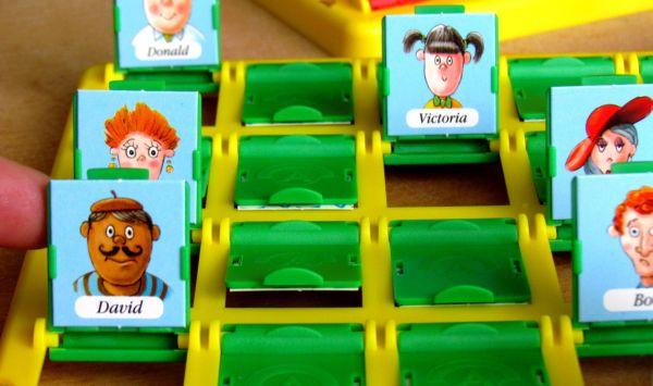 Inspektor Kdojeto - rozehraná hra