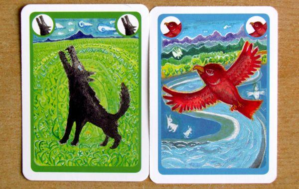 Isegrim - cards