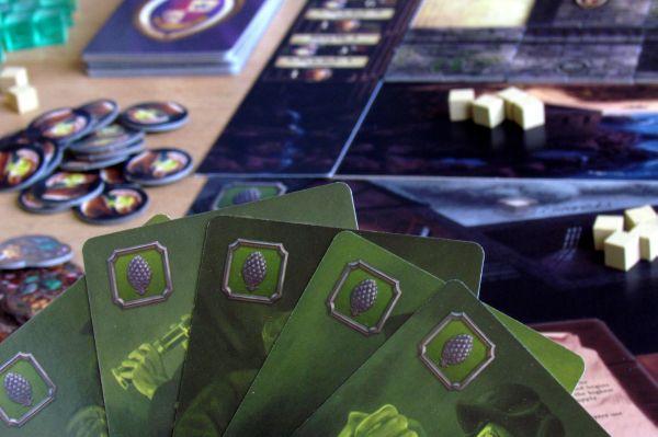 Island Fortress - rozehraná hra