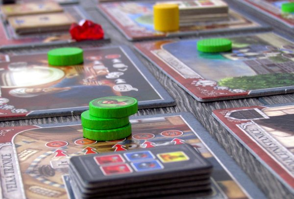 Istanbul - rozehraná hra
