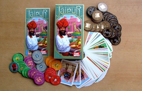 Jaipur - balení