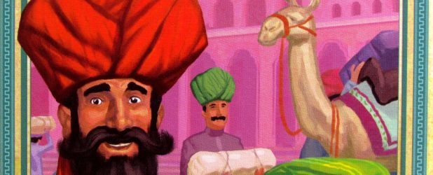 Review: Jaipur - take care of the business