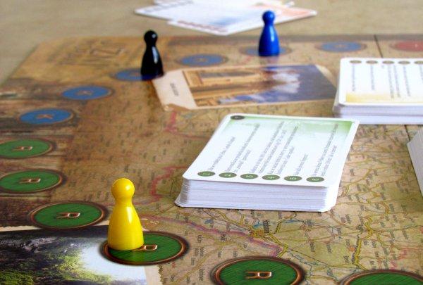 Jižní Morava - rozehraná hra