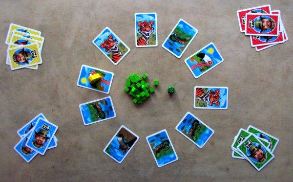 Joe´s Zoo - připravená hra