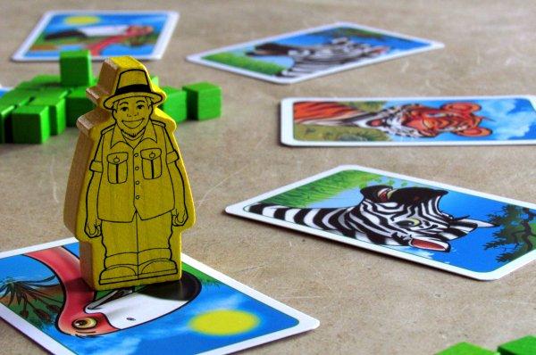 Joe´s Zoo - rozehraná hra