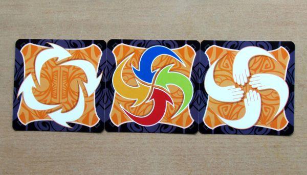 Jungle Speed rozšíření - karty