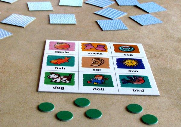 Junior English - připravená hra
