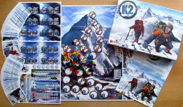 K2 - packaging