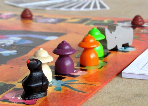 Kalimambo - připravená hra