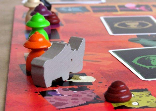 Kalimambo - rozehraná hra