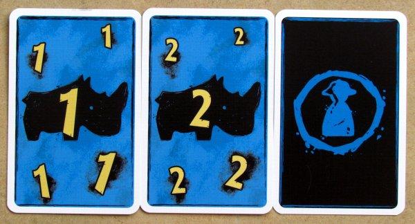 Kalimambo - karty