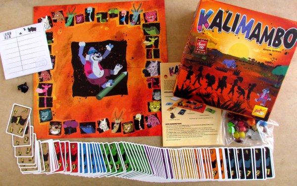 Kalimambo - balení