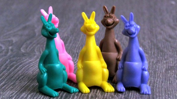 Kang-a-roo - figurky