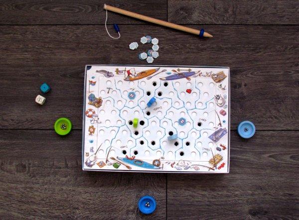Kayanak - game in progress