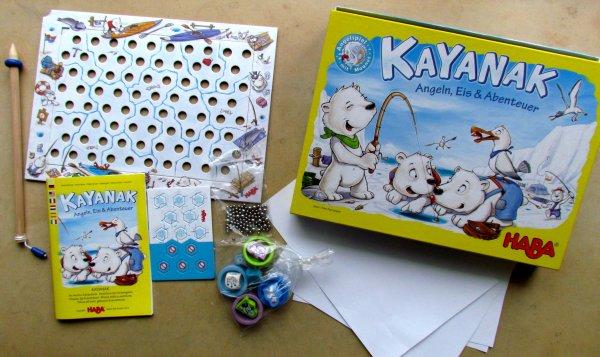 Kayanak - packaging