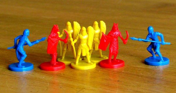 Kemet - figurky
