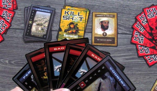 Kill Shot - rozehraná hra
