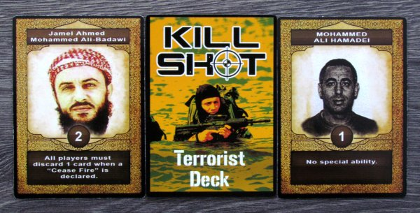 Kill Shot - cards