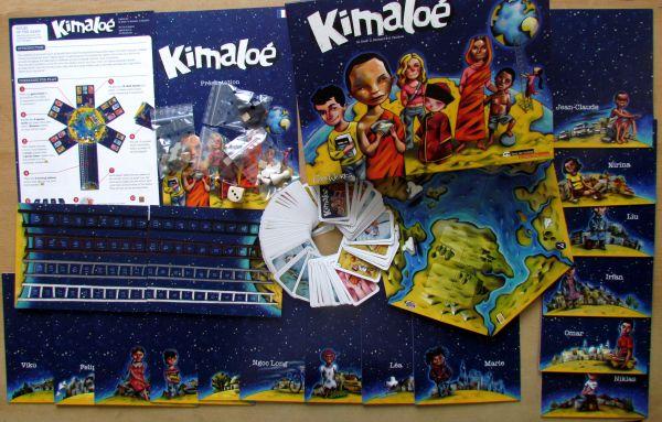 Kimaloé - balení