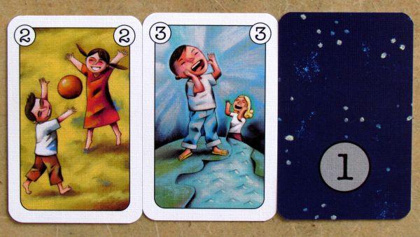 Kimaloé - karty
