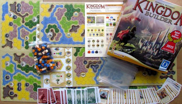 Kingdom Builder - balení