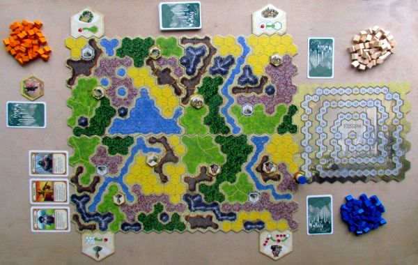Kingdom Builder - game is ready