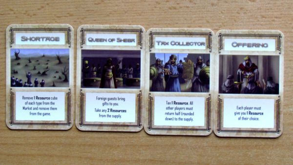 Photo: Kingdom of Solomon - cards