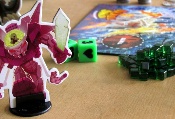 King of Tokyo - game is ready