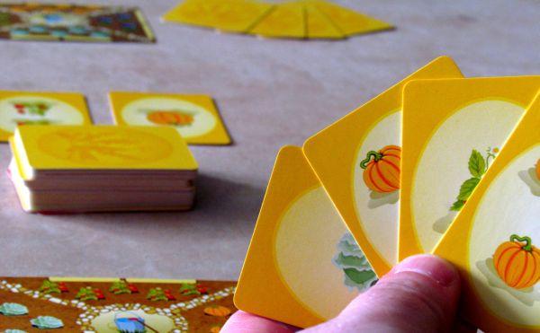Kitchen Garden - připravená hra