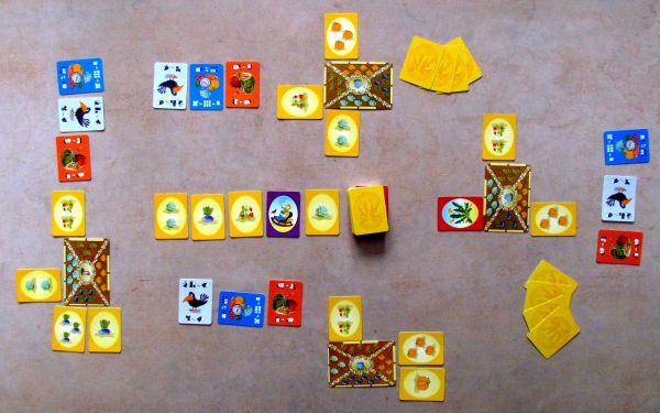 Kitchen Garden - rozehraná hra