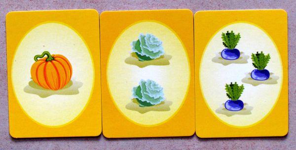 Kitchen Garden - karty